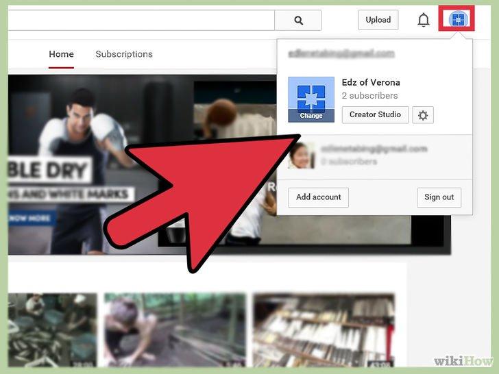 tên tài khoản youtube