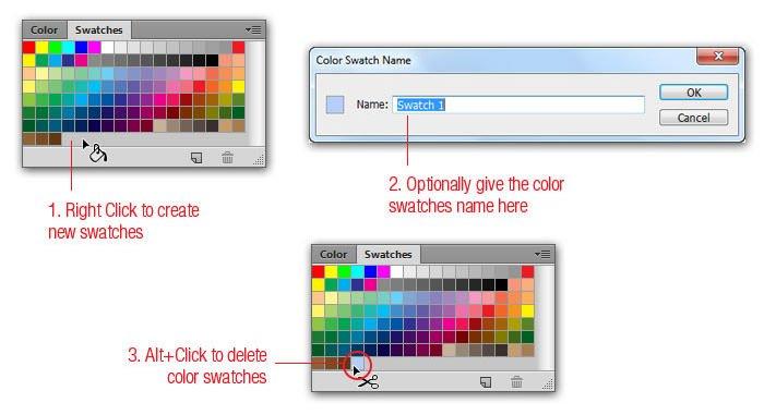 Swatch Palette