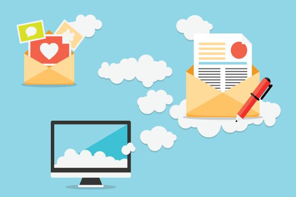 gửi email marketing số lượng lớn