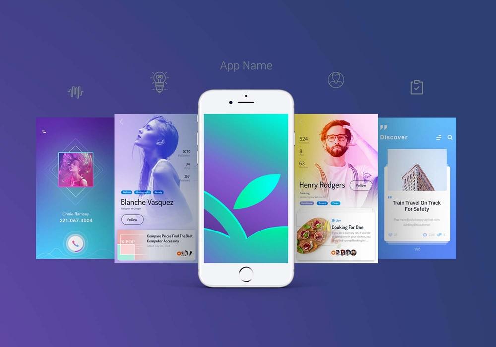 thiết kế app chuyên nghiệp
